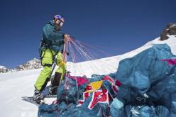 1986-born Italian paraglider Aaron Durogati