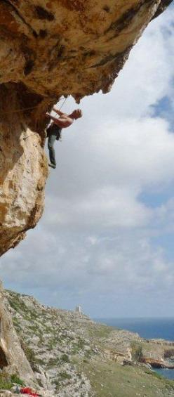 Malta Ghar Lapsi, Therry's Cave