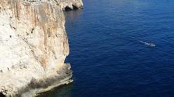 Malta Zurrieq Red Wall