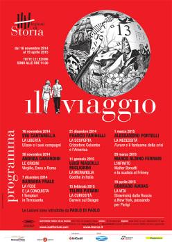 Domenica 29 marzo all'Auditorium Parco delle Musica di Roma, Marco Albino Ferrari racconterà il viaggio infinito delle montagne, con il monologo
