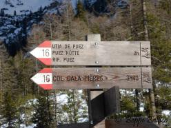 La Piera, Vallunga, Dolomiti