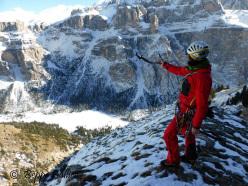 La Piera, Vallunga, Dolomites