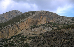 El Makinodromo, the most famous crag at El Chorro
