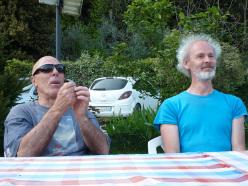 Repeating Via L'aspettativa dei mondi superiori (Heinz Grill, Florian Kluckner 14/04/2009) Monte Brento, Valle del Sarca