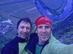Testa o Croce, Monte Cimo, Rolando Larcher