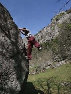 Circuito 1 - I Sassisti: Michele Comi su Geodes