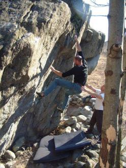 Circuit 1 - I Sassisti: Nicolò Berzi climbing Tendine d'Achille