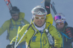 Mezzalama 2015: descent from Castore