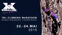 From 22 to 24 May 2015 Austria's Kanzianiberg will host King of Kanzi, the climbing festival themed 80s with special guests Steve House, Angelika Rainer and Sean Villanueva.