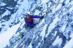 American alpinist Steve House