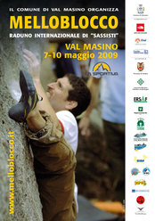 The 6th edition of the Melloblocco will take place in Val di Mello (Val Masino, Sondrio, Italy).