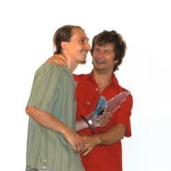 Premio Grignetta d'Oro 2003: Mauro Bole Bubu & Simone Pedeferri