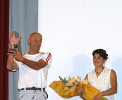 Premio Grignetta d'Oro 2003: Silvio Mondinelli & Anna Torretta