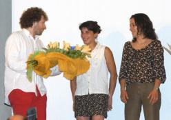 Premio Grignetta d'Oro 2003: Alberto Pirovano, Anna Torretta & Federica Balteri