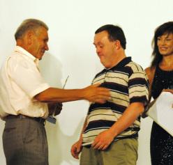 Premio Grignetta d'Oro 2003: Romano Perego