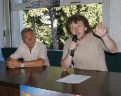 Premio Grignetta d'Oro 2003: Romano Perego & Alberto Pirovano