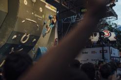 Juliane Wurm vince il Campionato Europeo di Boulder 2015 a Innsbruck