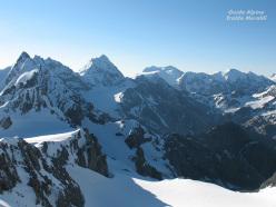 Cima Tuckett scialpinismo: Gruppo Thurwieser- Trafoier, Gran Zebrù, Monte Cevedale e Palon de la Mare