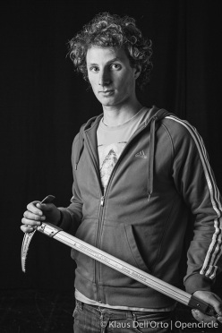 Grignetta d'Oro 2015: Luca Schiera