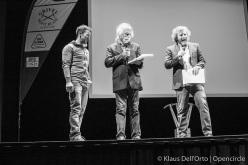 Grignetta d'Oro 2015: Corrado Pesce, Alessandro Filippini and Alberto Pirovano