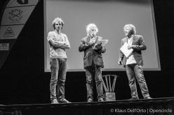 Grignetta d'Oro 2015: Luca Schiera, Alessandro Filippini and Alberto Pirovano