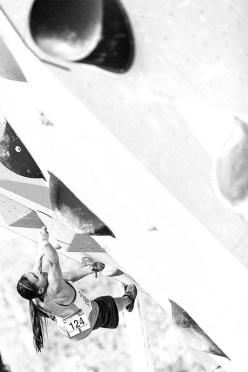 Coppa del Mondo Boulder 2015 - Vail: Megan Mascarenas