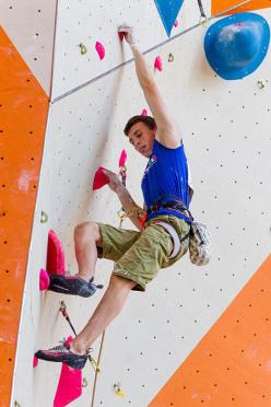 Ai Campionati Europei Giovanili di arrampicata sportiva ad Edimburgo in Scozia Stefano Carnati ha conquistato la medaglia d'oro nella disciplina Lead, categoria Under 18.