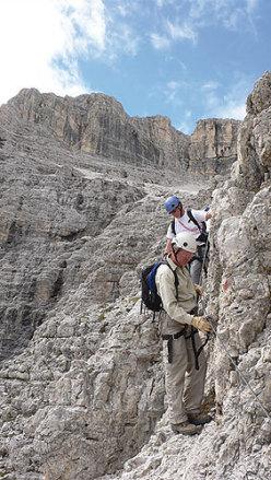 Vallon - Descending down the valley