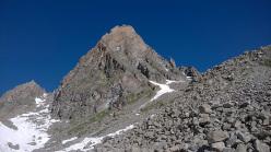 Via Machetto - Re, Becco Meridionale della Tribolazione 3360m, Gran Paradiso