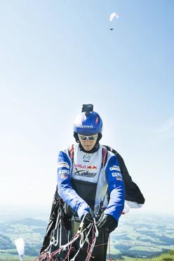 Red Bull X-Alps 2015 Training: Yvonne Dathe (GER2)