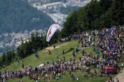 Red Bull X-Alps 2015: la partenza!
