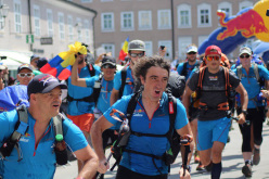 Red Bull X-Alps 2015: the start!