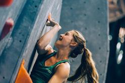 European youth bouldering cup Längenfeld: Jessica Pilz