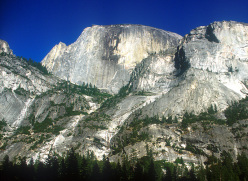 Half Dome, Yosemite Valley, USA