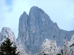 Il Sass d'Ortiga, Pale di San Martino, Dolomiti