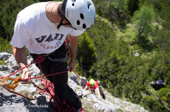 Bec de Roces, Dolomites