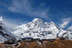 Annapurna Base Camp in 2011