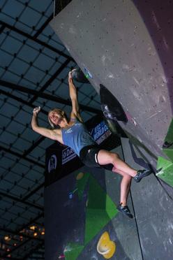 Coppa del Mondo Boulder 2015 - Monaco: Shauna Coxsey