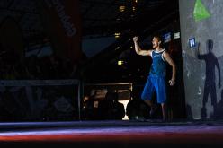 Coppa del Mondo Boulder 2015 - Monaco: Alexey Rubtsov