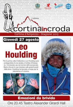 Cortina In Croda 2015, Leo Houlding