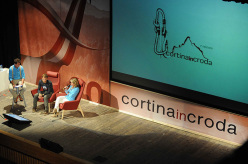 Leo Houlding on 27/08/2015 at Cortina InCroda
