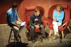 Leo Houlding on 27/08/2015 at Cortina InCroda