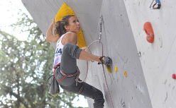 IFSC World Youth Championships - Lead Finals, Claudia Ghisolfi