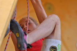 IFSC World Youth Championships - Lead Finals, Janja Garnbret