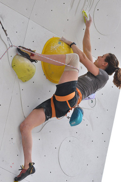 IFSC World Youth Championships - Lead Finals, Anak Verhoeven