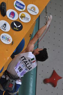 IFSC World Youth Championships - Lead Finals, Stefano Carnati
