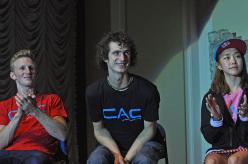 Arco Rock Legends 2015 - Jakob Schubert, Adam Ondra, Jain Kim