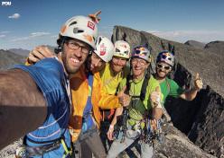 Bilibino 2015: Hansjörg Auer, Jacopo Larcher, Siebe Vanhee, Iker Pou e Eneko Pou
