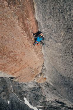Bilibino 2015: Siebe Vanhee climbing