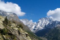 Panorama sul Vallone di Noaschetta